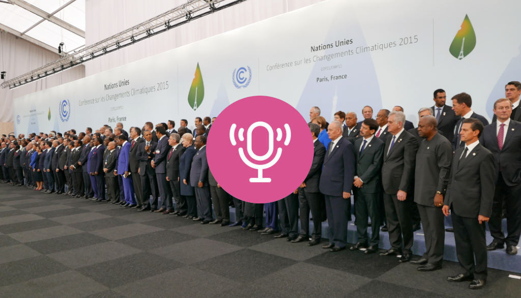 How are preparations for COP26 going?